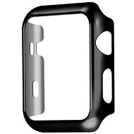 COTEetCI Polycarbonate Case for Apple Watch 44mm Black - Protective Watch Cover