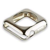 COTEetCI termoplastové pouzdro pro Apple Watch 42 mm stříbrné - Ochranný kryt