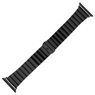 COTEetCI ocelový pásek pro Apple Watch 38 / 40mm černý - Řemínek