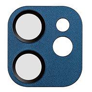 COTEetCI sklo na fotoaparát pro Apple iPhone 12 6.1'' modré - Ochranné sklo