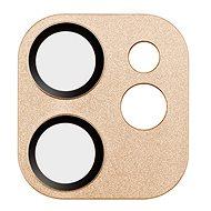 COTEetCI sklo na fotoaparát pro Apple iPhone 12 6.1'' zlaté - Ochranné sklo