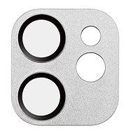 COTEetCI sklo na fotoaparát pro Apple iPhone 12 6.1'' stříbrné - Ochranné sklo