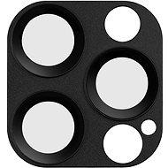 COTEetCI sklo na fotoaparát pro Apple iPhone 12 Pro Max 6.7'' černé - Ochranné sklo