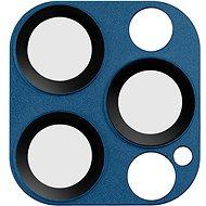 COTEetCI sklo na fotoaparát pro Apple iPhone 12 Pro Max 6.7'' modré - Ochranné sklo
