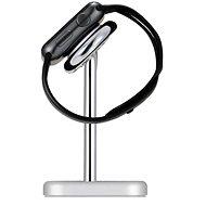 COTEetCI nabíjecí stanice Base21 pro Apple Watch šedá - Nabíjecí stojánek