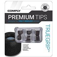 Comply TrueGrip Pro černé - velikost M - Špunty