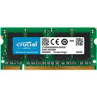 Crucial SO-DIMM 2GB DDR2 667MHz CL5 pro Mac