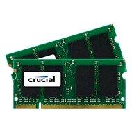 Crucial SO-DIMM 1GB DDR2 800MHz CL6 - Operační paměť