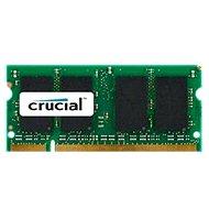 Crucial SO-DIMM 2GB DDR2 800MHz CL6 - Operační paměť