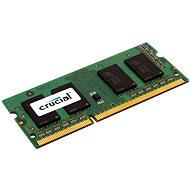 Crucial SO-DIMM 1GB DDR3L 1600MHz CL11 Dual Voltage - Operační paměť