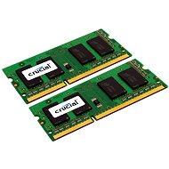 Crucial SO-DIMM 32GB KIT DDR3L 1600MHz CL11 Dual Voltage - Operační paměť