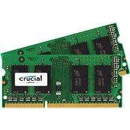 Crucial SO-DIMM 4GB KIT DDR3 1066MHz CL7 pro Mac - Operační paměť