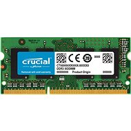 Crucial SO-DIMM 4GB DDR3L 1600MHz CL11 Single Ranked pro Mac