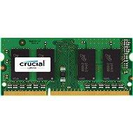Crucial SO-DIMM 4GB DDR3 1066MHz CL7 pro Mac - Operační paměť
