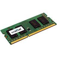 Crucial SO-DIMM 4GB DDR3 1600MHz CL11 - Operační paměť