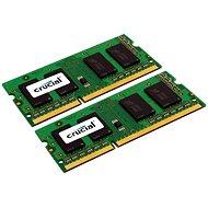 Crucial SO-DIMM 8GB KIT DDR3L 1600MHz CL11 - Operační paměť