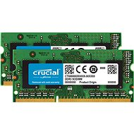 Crucial SO-DIMM 4GB KIT DDR3L 1333MHz CL9 pro Mac - Operační paměť