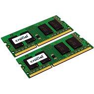 Crucial SO-DIMM 8GB KIT DDR3L 1600MHz CL11 pro Mac - Operační paměť