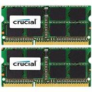 Crucial SO-DIMM 32GB KIT DDR3L 1866MHz CL13 pro Mac - Operační paměť