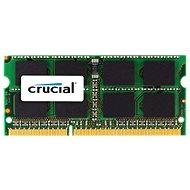 Crucial SO-DIMM 8GB DDR3L 1866MHz CL13 pro Mac - Operační paměť