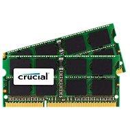 Crucial SO-DIMM 16GB KIT DDR3L 1866MHz CL13 pro Mac - Operační paměť