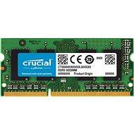 Crucial SO-DIMM 16GB DDR3L 1866MHz CL13 pro Mac - Operační paměť