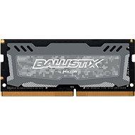Crucial SO-DIMM 8GB DDR4 2400MHz CL16 Ballistix Sport LT - Operační paměť