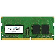 Crucial SO-DIMM 4GB DDR4 2133MHz CL15 Single Ranked - Operační paměť