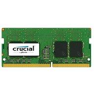 Crucial SO-DIMM 8GB DDR4 2133MHz CL15 Dual Ranked - Operační paměť