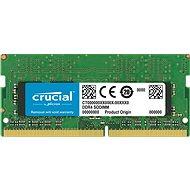 Crucial SO-DIMM 8GB DDR4 2133MHz CL15 Single Ranked - Operační paměť