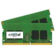 Crucial SO-DIMM 16GB KIT DDR4 2133MHz CL15 Dual Ranked - Operační paměť