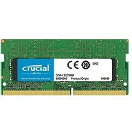 Crucial SO-DIMM 8GB DDR4 2400MHz CL17 pro Mac