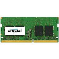 Crucial SO-DIMM 8GB DDR4 2400MHz CL17 Dual Ranked - Operační paměť