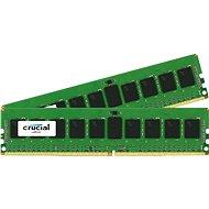 Crucial 16GB KIT DDR4 2133MHz CL15 ECC Registered - Operační paměť