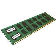 Crucial 4GB KIT DDR3 1600MHz CL11 - Operační paměť