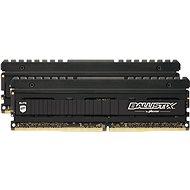 Crucial 32GB KIT DDR4 3000MHz CL15 Ballistix Elite - Operační paměť