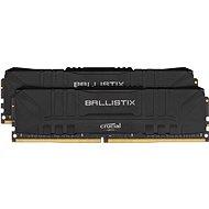 Crucial 16GB KIT DDR4 3600MHz CL16 Ballistix Black - Operační paměť