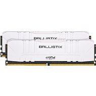 Crucial 16GB KIT DDR4 3600MHz CL16 Ballistix White - Operační paměť