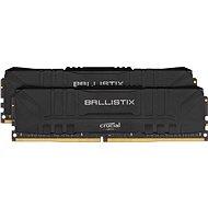 Crucial 32GB KIT DDR4 3600MHz CL16 Ballistix Black - Operační paměť
