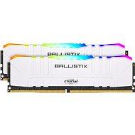 Crucial 64GB KIT DDR4 3200MHz CL16 Ballistix White