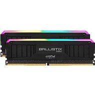 Operační paměť Crucial 32GB KIT DDR4 4000MHz CL18 Ballistix Max RGB