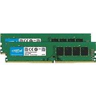 Crucial 16GB KIT DDR4 2666MHz CL19 Dual Ranked - Operační paměť