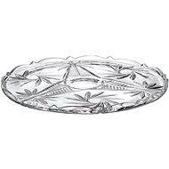 Bohemia Crystal Talíř Nova Pinwheel 310mm