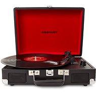Crosley Cruiser Deluxe - Black - Gramofon