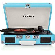 Crosley Cruiser Deluxe - Turquoise - Gramofon