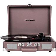 Crosley Cruiser Deluxe - Purple Ash - Gramofon