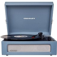Crosley Voyager - Washed Blue - Turntable