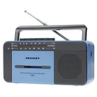 Crosley CT102A - Blue - Radio Recorder