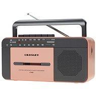 Crosley CT102A - Pink - Radio Recorder