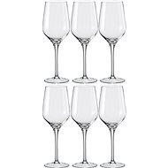 Crystalex Sklenice na víno REBECCA 350ml 6ks - Sklenice na víno